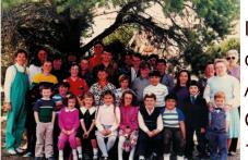 Covenant Christian School Class Photo 1986-87
