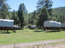 The Covered Wagons